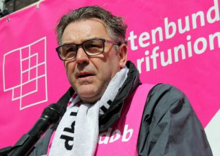 Warnstreik Salzgitter 07. April 2016 - Andreas Hemsing