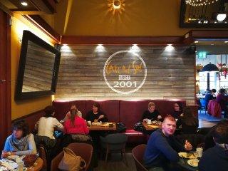 Jahresfahrt 2017 - Frühstück Cafe del Sol
