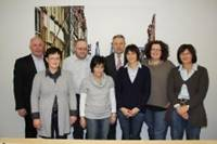 Mitglieder des Bundesfachverbandes Sozial- und Erziehungsdienst