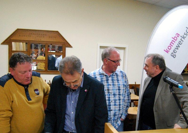 Mitgliederversammlung 04. März 2015