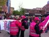 19.05.2015 komba Streik-Aktion Altwarmbüchen