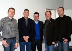 Betriebs- und Personalrätefrühstück  mit Hubertus Heil (MdB) und Matthias Möhle (MdL)